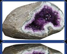 Ametyst geoda - Geoda Ametystu